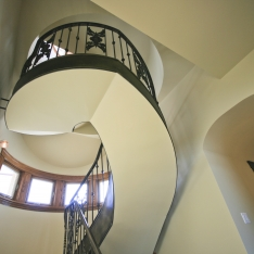 10 - Turret Staircase