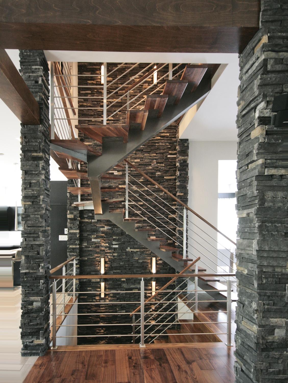 Rambarde escalier originale les meilleures ides de la for Main courante escalier originale