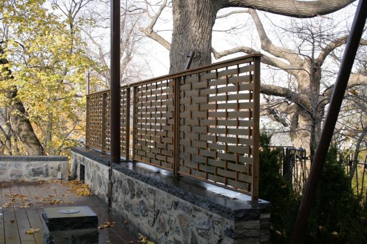Corten Shelter All Special Projects Battig Design