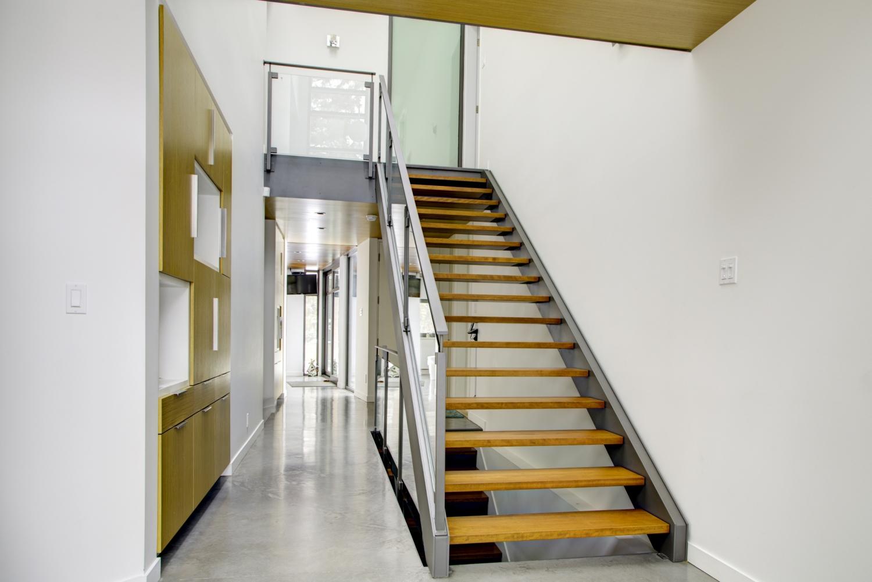 Escalier Contemporain Pas Cher