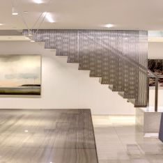 1350 - Curtain Stair