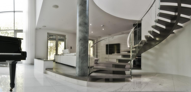 backbone spiral stairs battig design. Black Bedroom Furniture Sets. Home Design Ideas