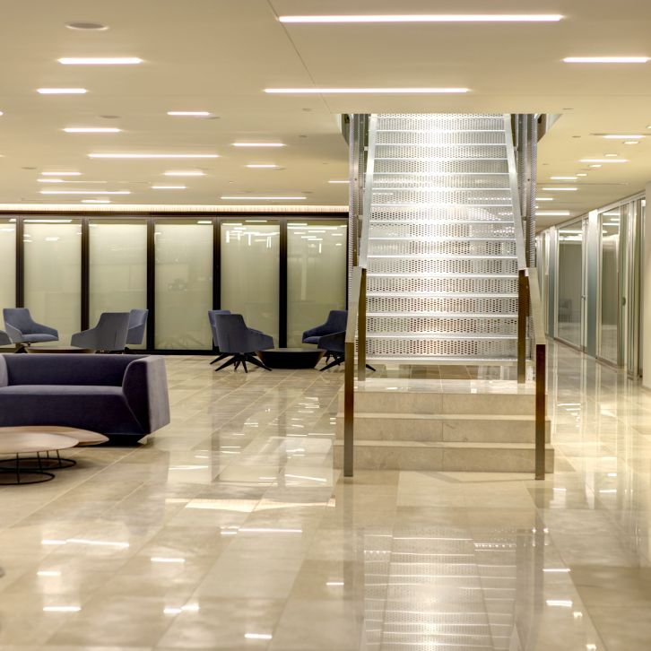 escalier rideau contemporain garde corps battig design. Black Bedroom Furniture Sets. Home Design Ideas