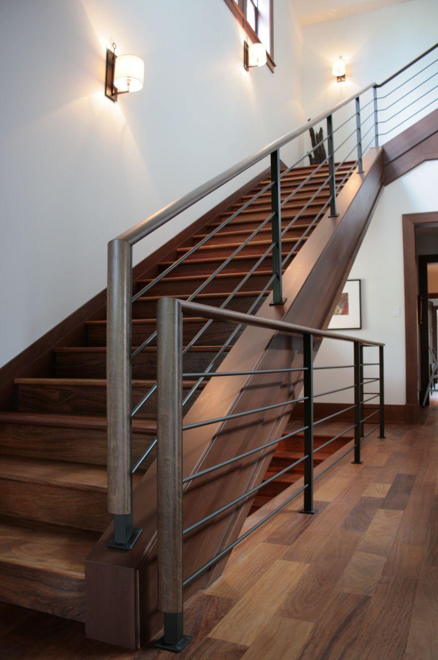 Garde-corps sur mesure (rampes d'escaliers) | Bättig Design