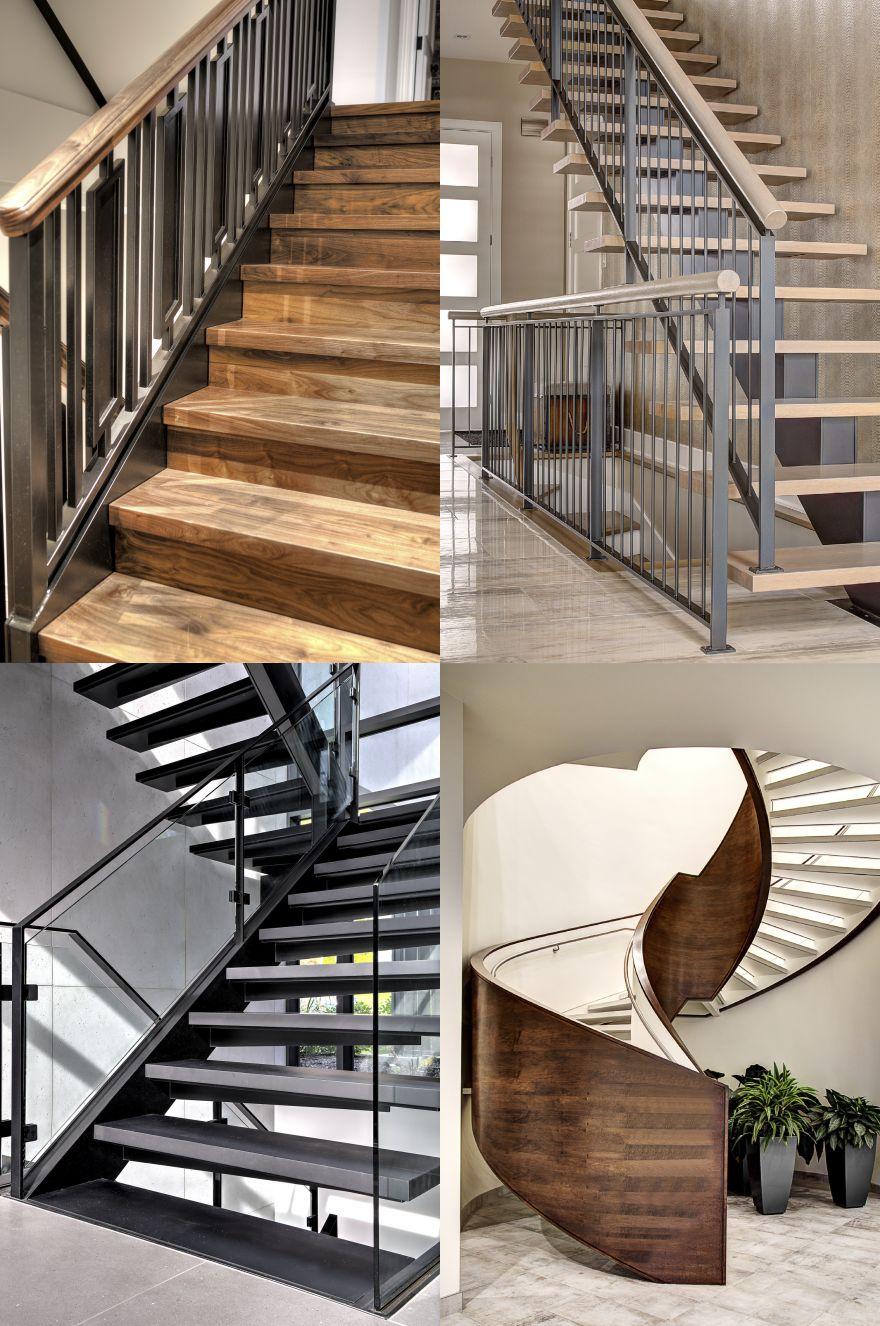 Railings, handrails, banisters & guardrails   Bättig Design