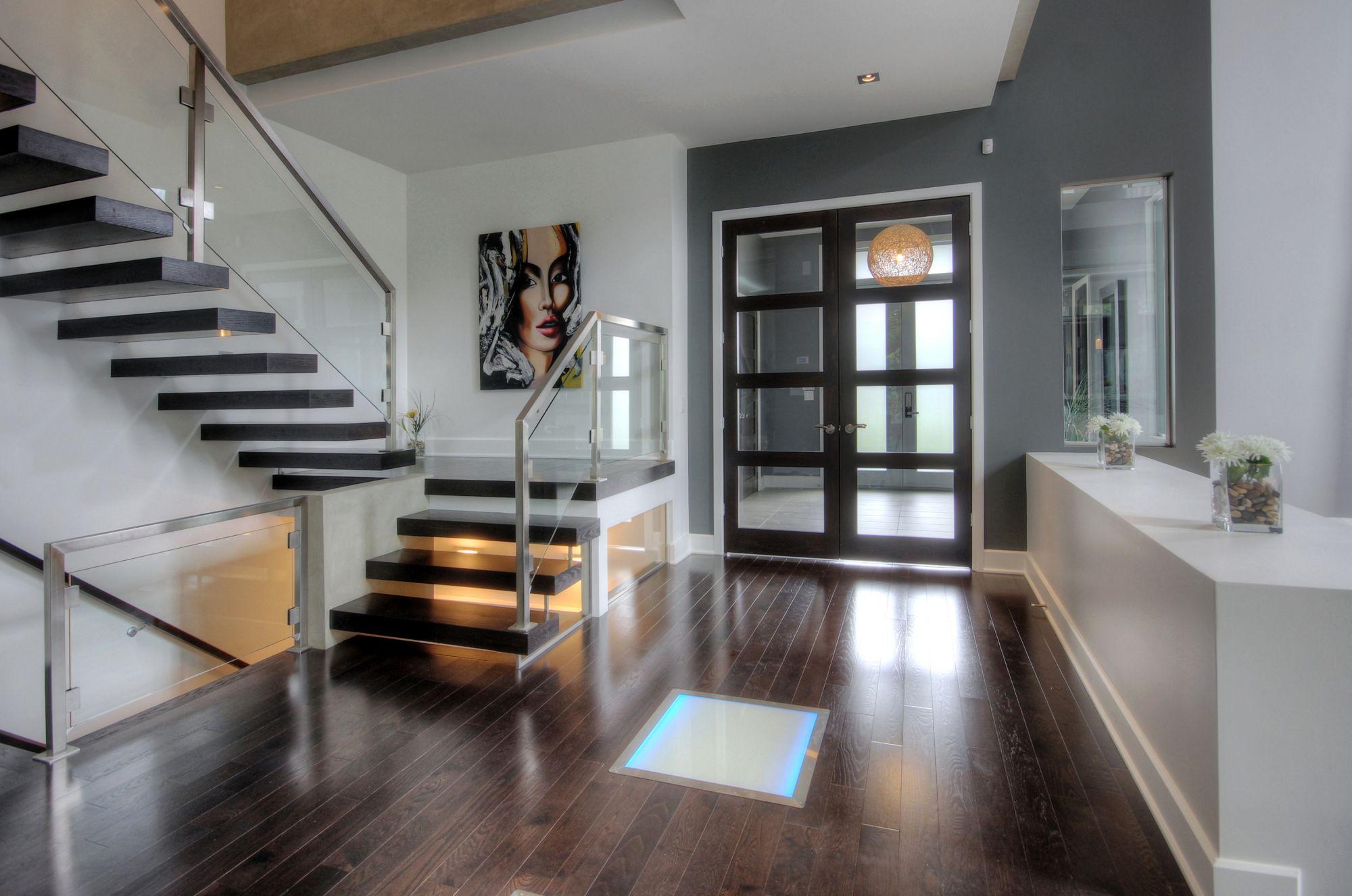 Phantom Staircase