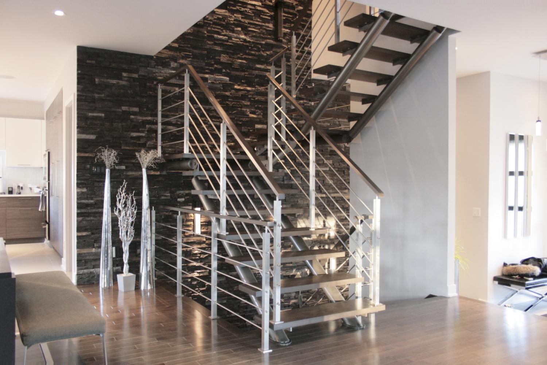 Aviation - Straight - Stairs - Battig Design