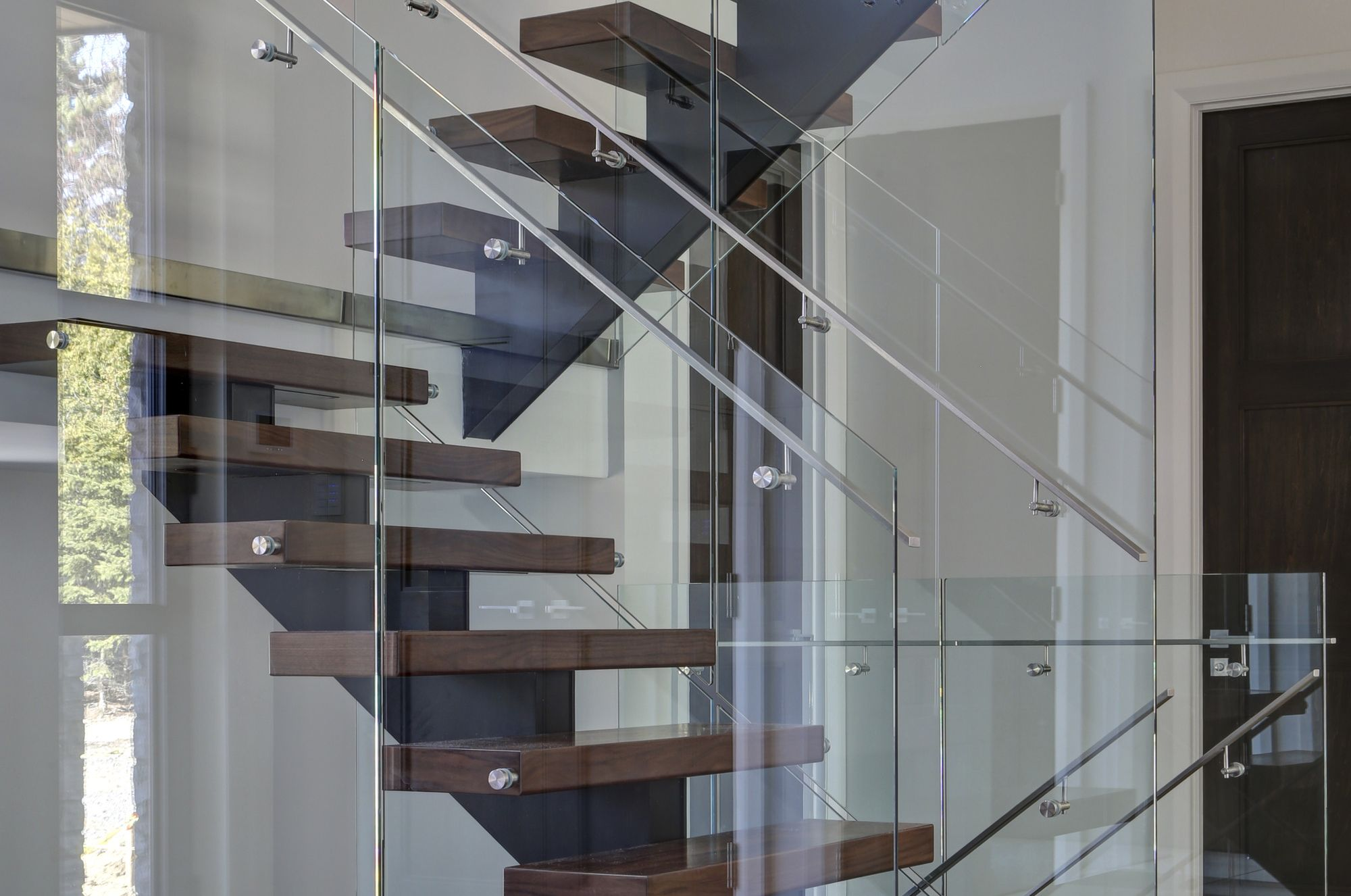 Backbone Staircase