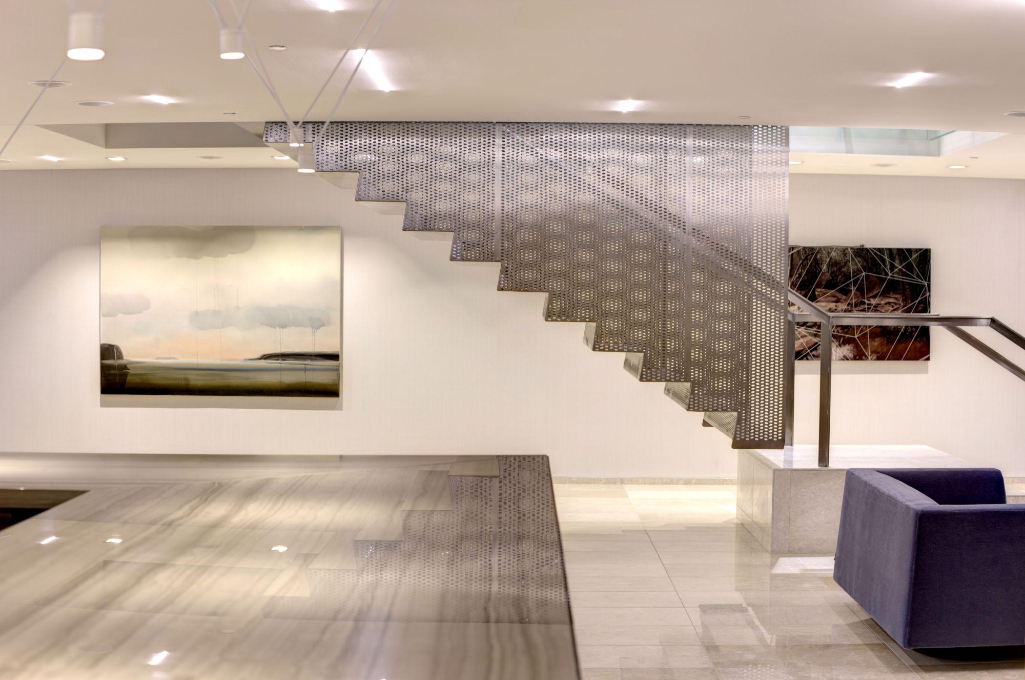 Escalier Rideau