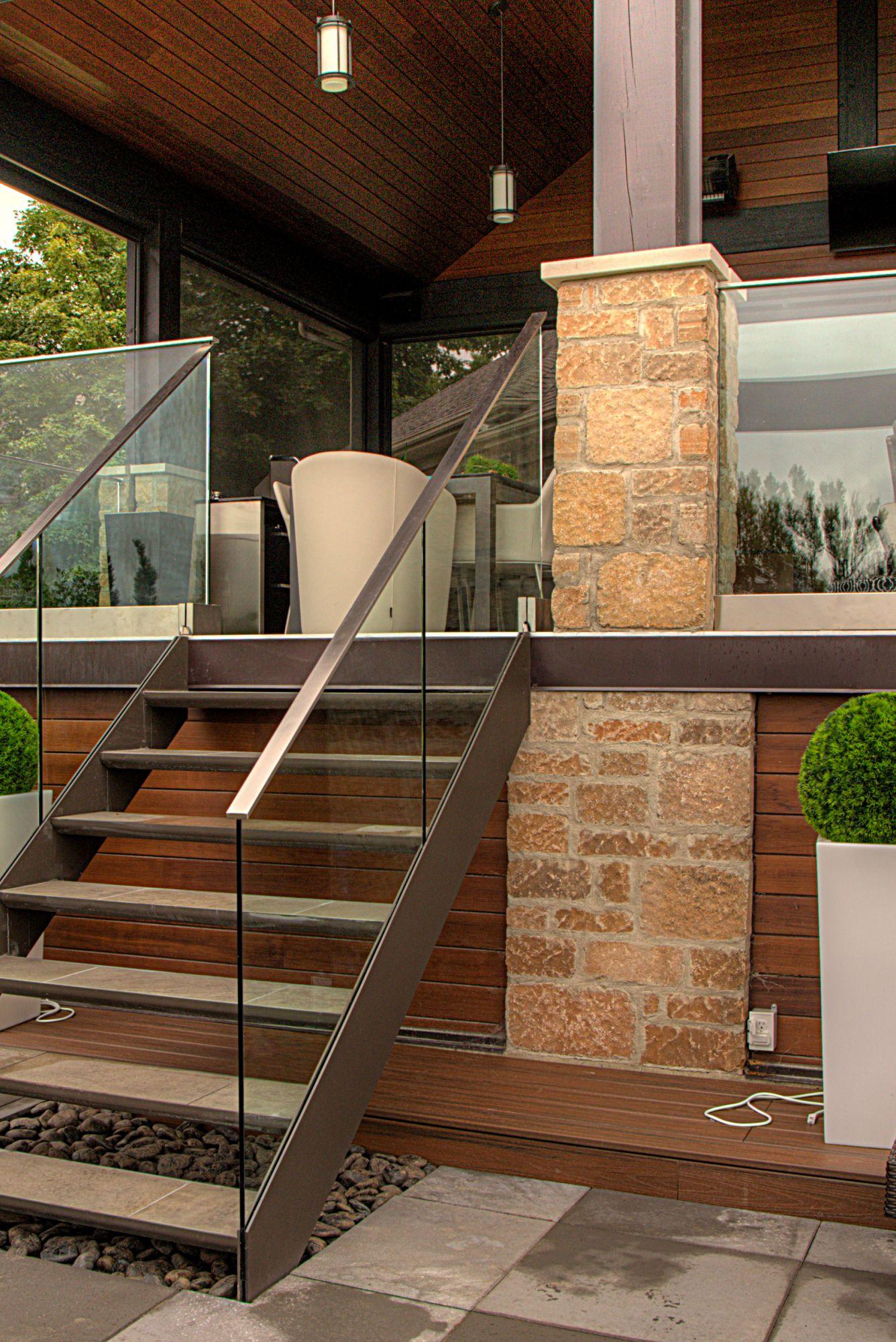 Magnificent Outdoor Stair Designs: Bättig Design