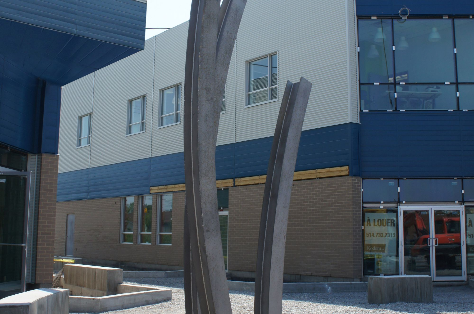 Sculpture Corten